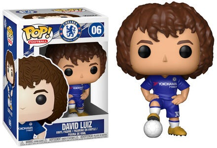 POP! Chelsea Samlefigur David Luiz
