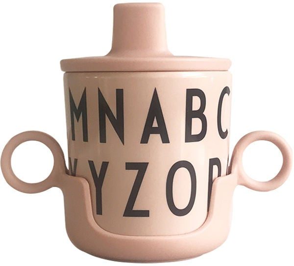 DESIGN LETTERS Grow With Your Cup Melaminkopp, Nude