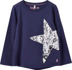 Tom Joule Ava Applique T-Skjorte, Navy Star