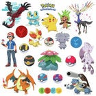 RoomMates Wallsticker Pokemon Xy