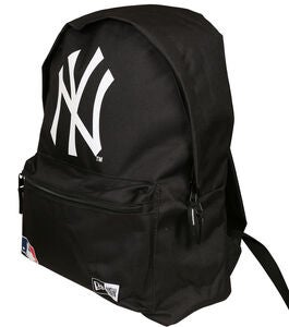 New Era MLB NYY Ryggsekk 16L, Black/White