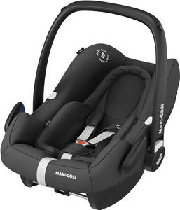 Maxi-Cosi Rock Babybilstol, Essential Black