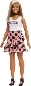 Barbie Fashionistas Dukke Polka Dot