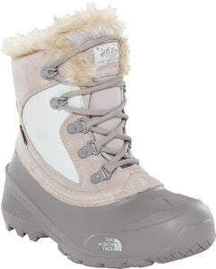 The North Face Youth Shlista Extreme Vintersko, Foil Grey/ Icee Blue