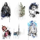 RoomMates Wallsticker Star Wars Iconic