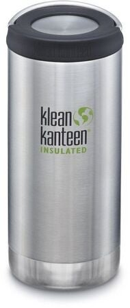 Klean Kanteen TKWide Wide Loop Cap Termokopp 946ml, Brushed Stainless