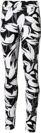 Puma Alpha Leggings, Black