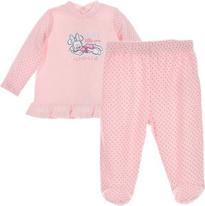 Disney Minni Mus Genser & Bukse, Light Pink
