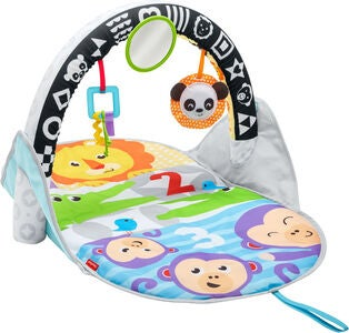 Fisher-Price Core 2-in-1 Flip & Fun Babygym