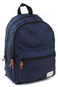 Skooter Animal Kingdom Ryggsekk 13L, Blue