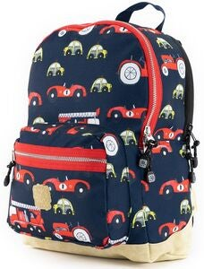 Pick & Pack Ryggsekk Cars, Navy