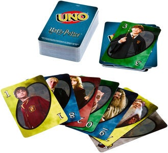 UNO Spill Harry Potter