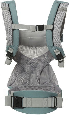 Ergobaby 360 Bæresele, Cool Air Mesh Icy Mint