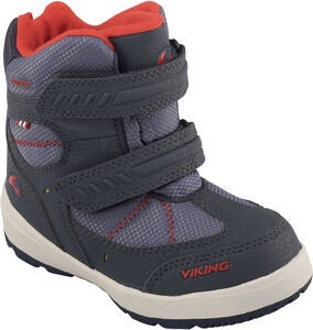 Viking Toasty II GTX Vintersko, Navy/Red