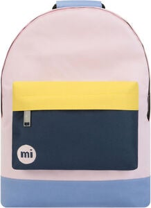 946a1f30 Mi-Pac Mini Colour Block Ryggsekk, Blush/Navy