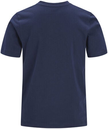 Jack & Jones Dustin Crewneck T-Shirt, Maritime Blue