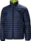 Helly Hansen Down Lettvektsjakke, North Sea Blue