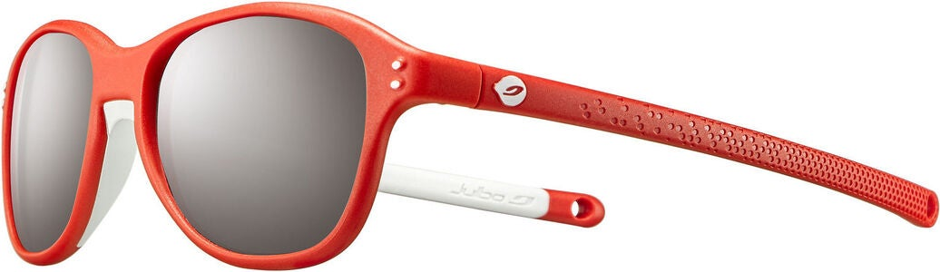 Julbo Boomerang Spectron Solbriller, Red/Grey Clear