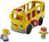 Fisher-Price Little People Sit with Me Skolebuss