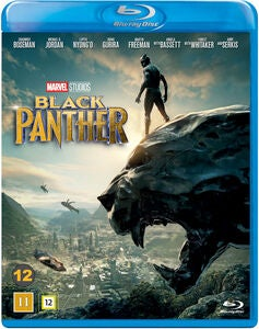 Marvel Black Panther Blu-Ray