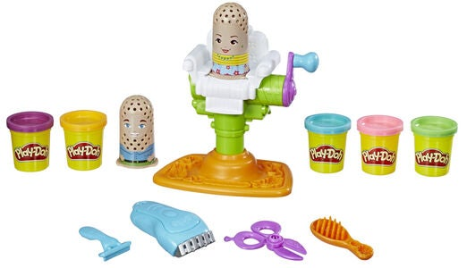 Play-Doh Buzz N Cut Barber Shop Set