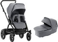 Britax GO BIG² Duovogn, Steel Grey