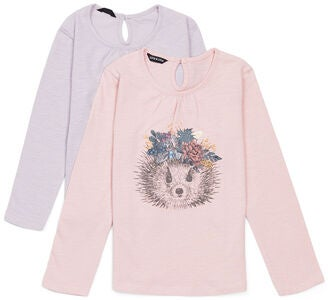 Luca & Lola Martina Topp 2-pack, Light Pink