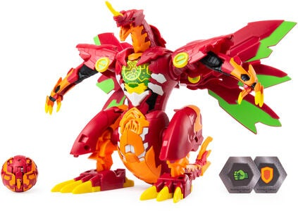 Bakugan Figurer Draganoid Maximus
