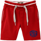 Timberland Bermuda Shorts, Bright Red