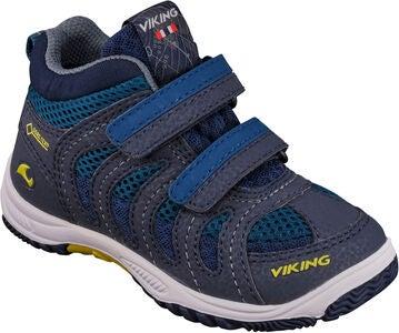 sko sko sko Sko borrelås NEW Lave Geox Barn blackorange