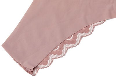 Milki String 2-pack, Dusty Pink