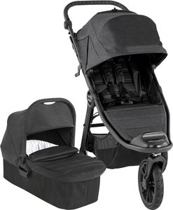 Baby Jogger City Elite 2 Duovogn, Granite