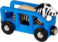 BRIO World 33967 Zebra og Vogn