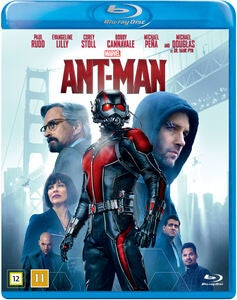 Marvel Ant-Man Blu-Ray