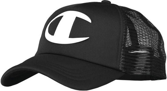 Champion Kids Baseball Caps, Black Beauty