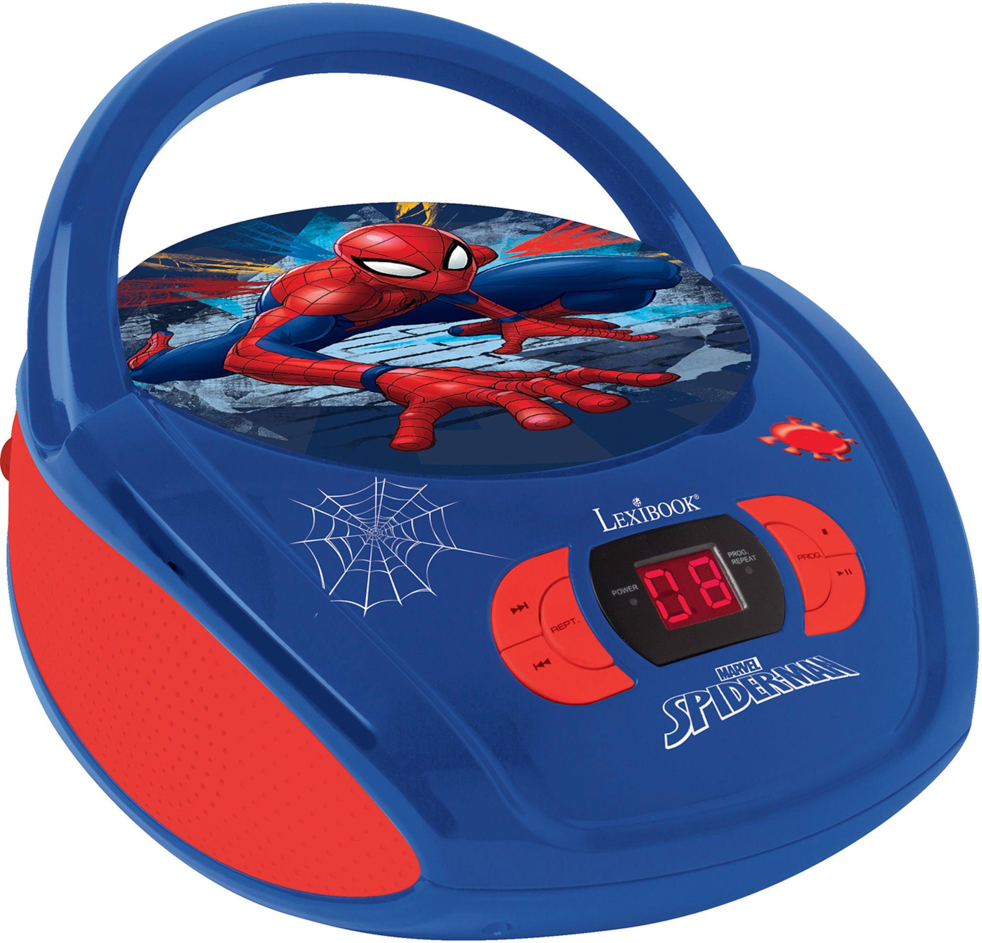 Marvel Spider-Man CD-spiller