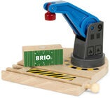 BRIO World 33866 Jernbanekran