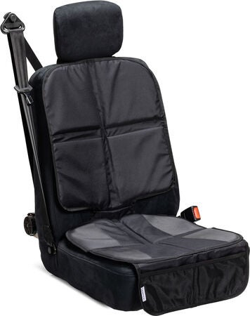Cybex Solution M-Fix Beltestol og Setetrekk Lux, Pure Black