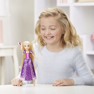 Disney Princess Adventure Doll Rapunzel