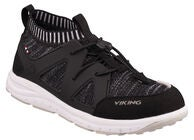 Viking Brobekk Sneakers, Black/Grey