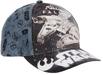 Star Wars Caps, Blå
