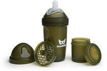 Herobility Baby Bottle 240 ml, Army Green