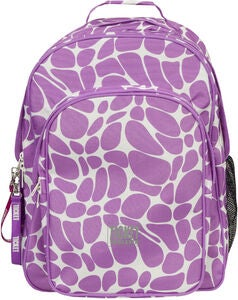 Ticket To Heaven Teenager Ryggsekk 20L, Violet/Rose