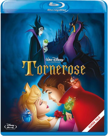 Disney Tornerose Blu-Ray