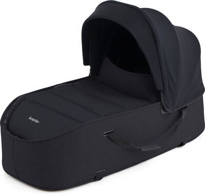 Bumprider Connect Liggedel, Black