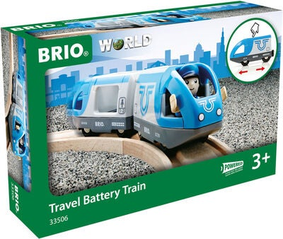 BRIO World 33506 Lokomotivsett