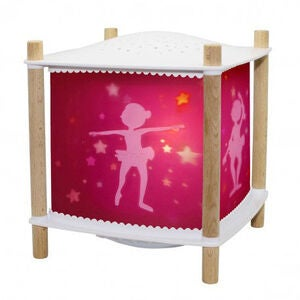 Trousselier Nattlampe Ballerina Magic Lantern