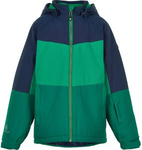 Color Kids Skijakke, Golf Green