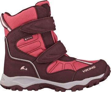 Viking Bluster II GTX VIntersko, Wine/Red