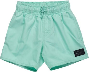 Rip Curl Wipeout Volley Badeshorts, Mint